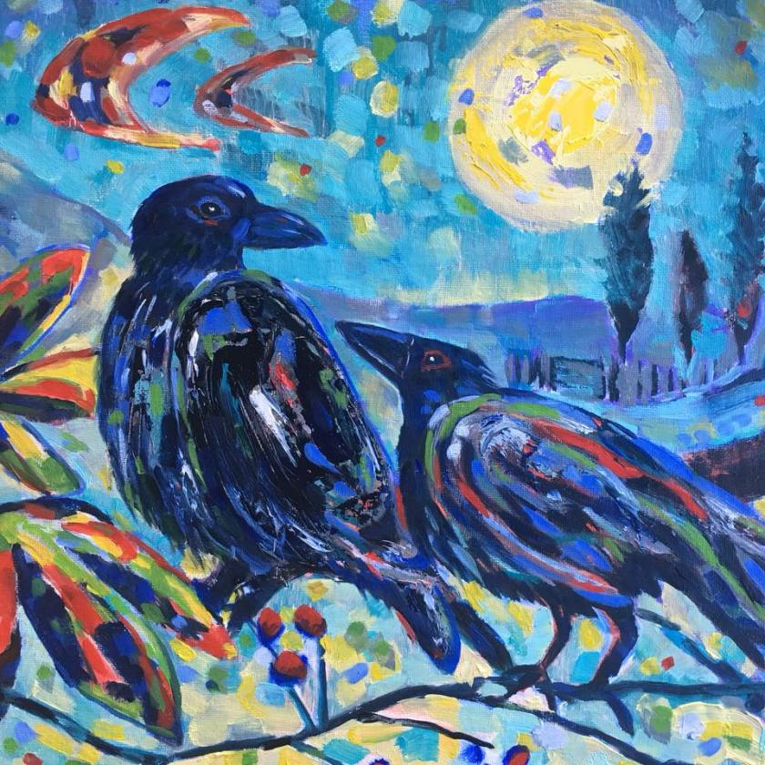 Crow-Lore-Clare-Wassermann