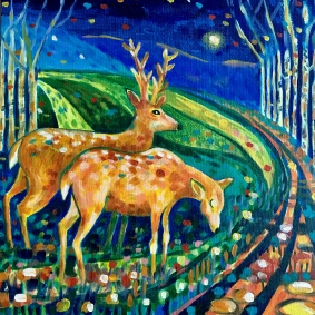 Forest-Deer-Clare-Wassermann